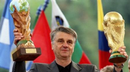 Aimé Jacquet et la Coupe du Monde