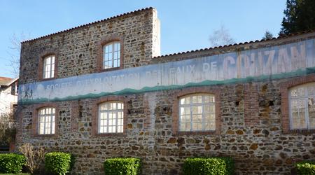 Ancien bâtiments de la Source Brault